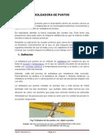 SOLDADORA DE PUNTOS