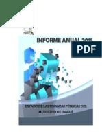 Finanzas Publicas 2011