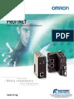 CJ1-PNT21 Profinet Brochure