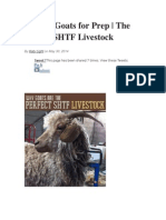 Raising Goats for Prep
