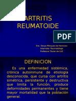 Simposio Artritis Reumatoidea 2007
