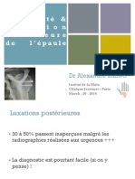Instabilite Et Luxation Post Kilinc 2015