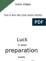 LeedsFanLLP Presentation