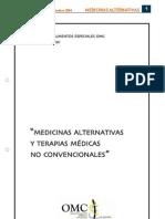 Medicina alternativa- portuguese language