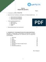 Patologías Infantiles Pediatria - Femtc