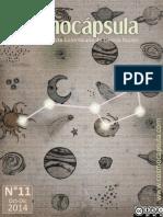 Revista Cosmocapsula Numero 11 - Ciencia Ficcion Colombiana