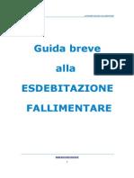 Guidabreveallaesdebitazionefallimentare PDF 110623110207 Phpapp01