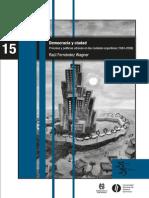 15 Democracia y Ciudad Fernandez Wagner