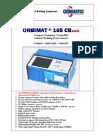 Multiweld BV Orbitaal stroombron OM 165 CB.pdf
