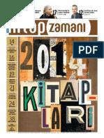 2015 Ocak KITAP ZAMANI