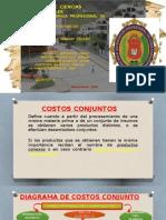 TRABAJO DE COSTOS CONJUNTOS