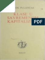 Nicos Poulantzas-Klase u Savremenom Kapitalizmu-Nolit (1978)