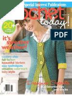 Crochet Today! 2008-09-10