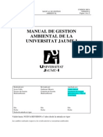 Manual de gestión ambiental de la universidad de Jaume.pdf