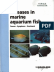 Gerald Bassleer. Diseases in Marine Aquarium Fish