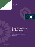SocialFlow - Data Drives Social Performance