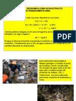 Procesos Geoquímicos