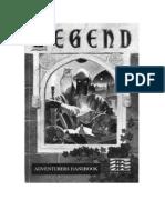 Legend Adventurers Handbook