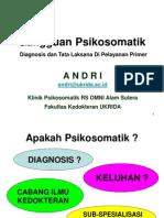 Gangguan Psikosomatik (Klinik Psikosomatik)