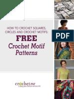 Free Crochet Motifs eBook