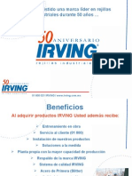 Rejilla Irving 2005 ppt