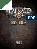 Dark Age Core Rules 2013