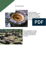 Tugas Yufa Situs Prasejarah
