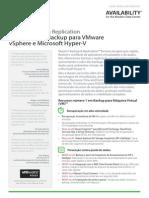 Veeam Br v8 Overview Datasheet Br