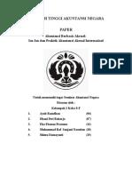 Tugas Seminar Akuntansi Pemerintah FINAL