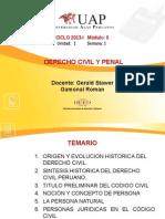 CLASE 1 Origen y Evolución