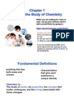 Chapter 1_Keys to the Study of Chemistry