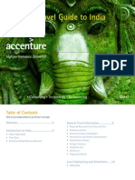 Accenture India Travel 20Guide March 202010