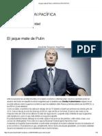 El Jaque Mate de Putin _ La Revolución Pacífica