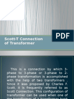 Scott-T Connection of Transformer Power Point- Edited (2)