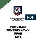 Program Peningkatan Upsr 2015
