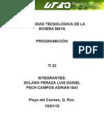 TI22 E3 CaracteristicasPoo