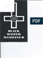 616 - The Black Master Manifest-o [1 eBook - PDF]