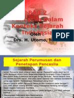 BAB 2 Pancasila Dalam Konteks Sejarah Indonesia