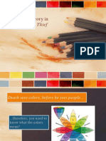Color Theory Powerpoint Copy
