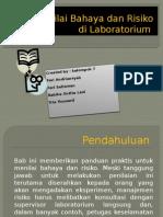 KLP 7 Bab 7 Menilai Bahaya Dan Risiko Di Laboratorium