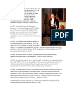 Personajes Historicos de Pisco