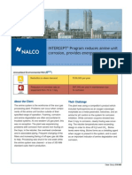INTERCEPT Program Reduces Amine Unit Corrosion