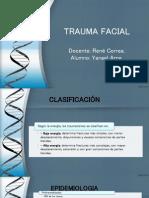 Trauma Facial Exposición