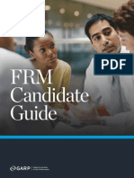 FRM Candidate Guide 2015
