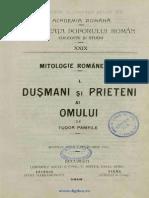 Mitologie romaneasca-Pamfilie