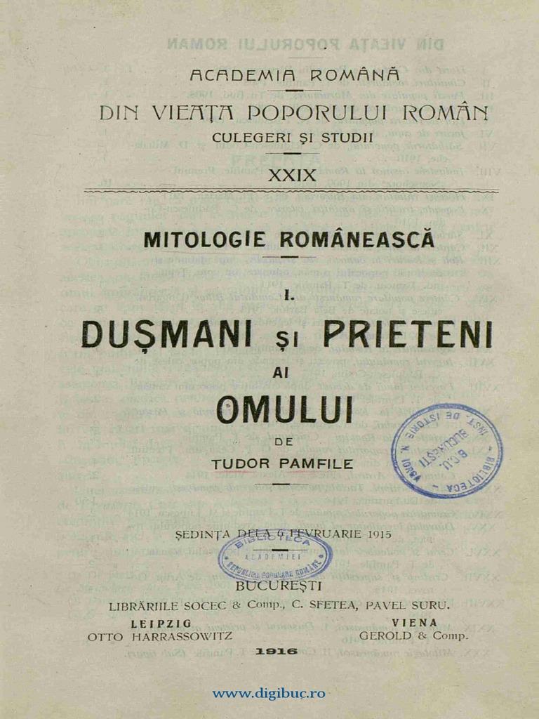 Alte Pornen mitologie romaneasca-pamfilie