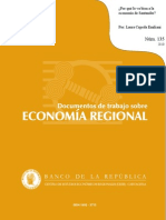 Economía regional en Santander