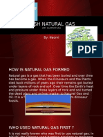 irish natural gas