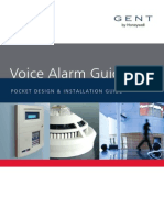 GEN085 Voice Alarm Design Guide A6_2010