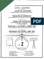 DANTE AGOSTINI - Préparation aux déchiffrages N°2